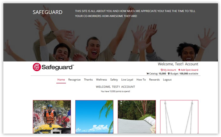 Safeguard Employee Rewards Programs